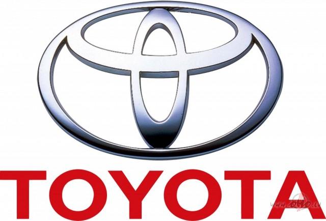 Toyota foto attēls