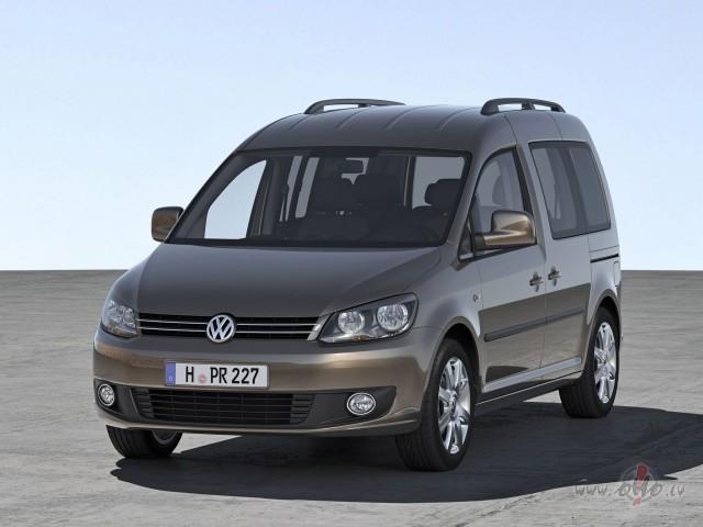 Volkswagen Caddy foto attēls