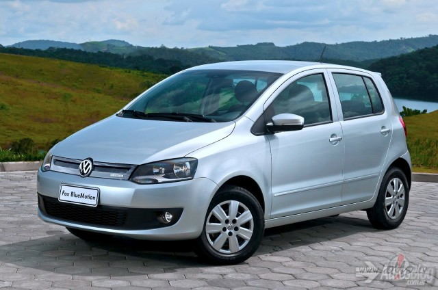 Volkswagen Fox foto attēls