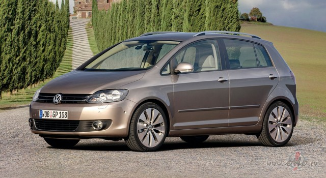 Volkswagen Golf Plus foto attēls
