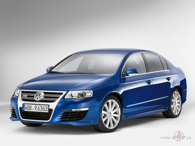 Volkswagen Passat foto attēls