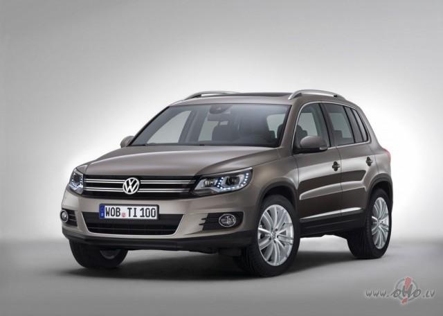 Volkswagen Tiguan foto attēls