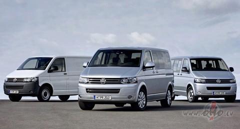 Volkswagen Transporter foto attēls