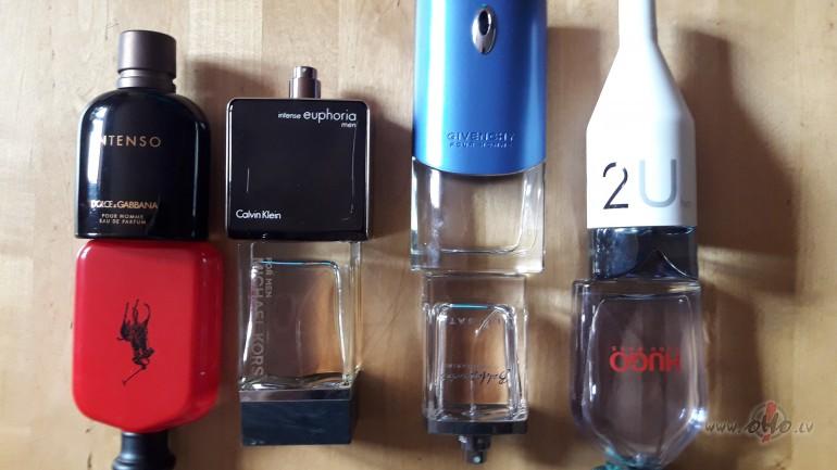Kādas smaržas patīk sievietēm, no tām ko onkuliņi lieto? Un pretējie varianti?