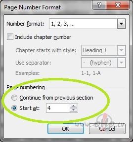 Kā Wordā nerādīt lappušu numurus pirmajām lapām? foto
