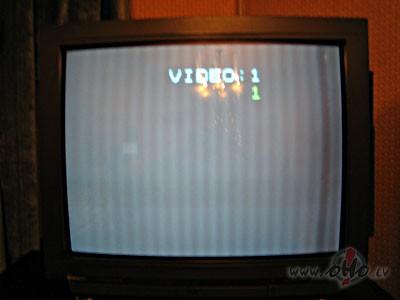 Startējoties datoram parādās uz monitora ekrāna līnijas.