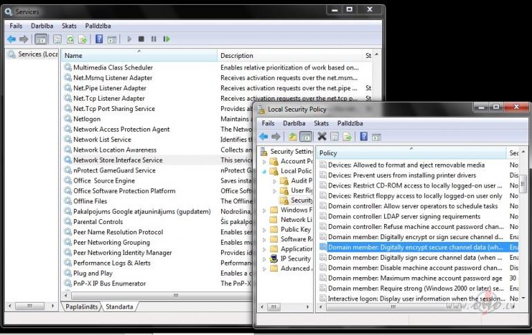 Windows 7 sp1 latviešu valoda foto