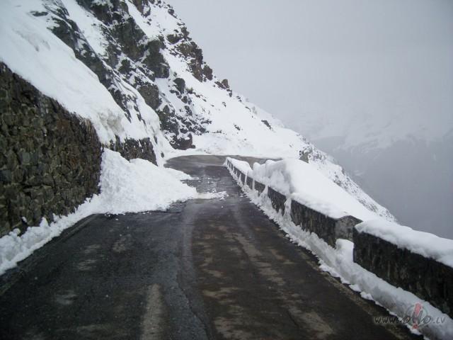 alpu kalnu pārejas foto