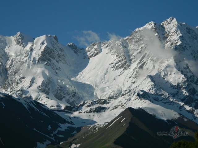 gruzijas kalni