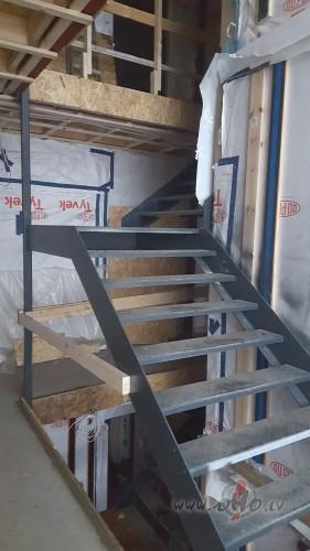 Kāpnes. foto